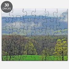 ridge-clouds_smallposter Puzzle