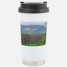 ridge-clouds_smallposter Travel Mug