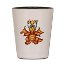 Dragon Shot Glass
