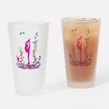 bielmangirlpink Drinking Glass