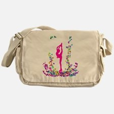 bielmangirlpink Messenger Bag