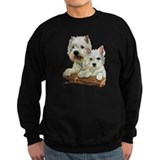 Westie Sweatshirt (dark)