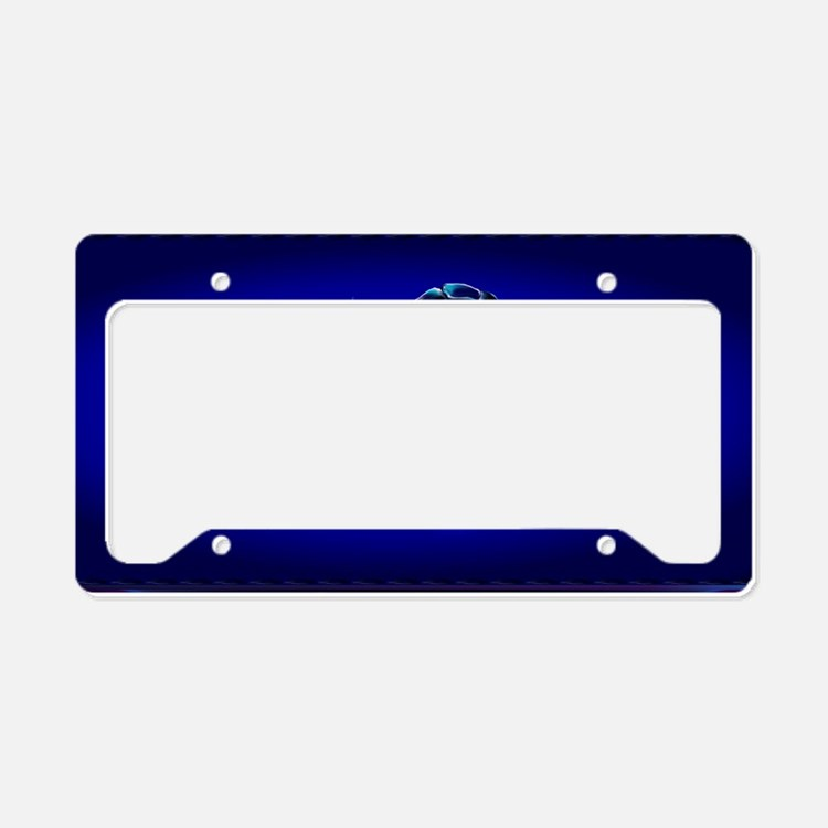 PatchBlack Scorpion License Plate Holder