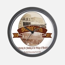 westfieldshirtb Wall Clock