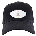 bird and feather design Baseball Hat
