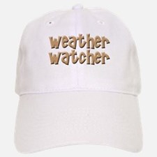 Weather Watcher Baseball Baseball Baseball Cap