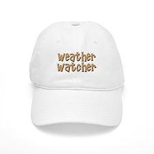 Weather Watcher Baseball Baseball Cap