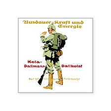 """Endurance, Strength & E Square Sticker 3"""" x 3"""""""