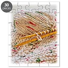 knittingTweed_8X10 Puzzle