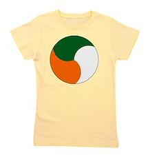10x10-Irish_Air_Corps_roundel Girl's Tee
