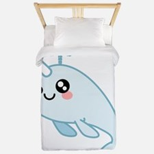 Narwhal Cutie Twin Duvet