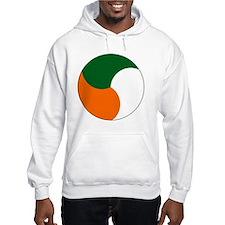 8x10-Irish_Air_Corps_roundel Hoodie