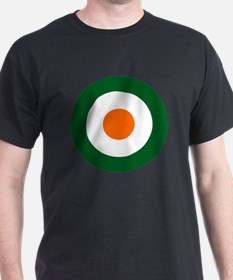 8x10-Irish_Air_Corps_roundel_1922-192 T-Shirt