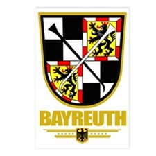 Bayreuth COA Postcards (Package of 8)