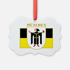 Munich (gold) Ornament