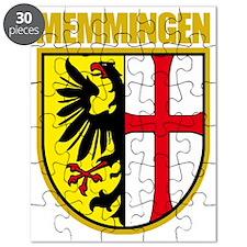 Memmingen (gold) Puzzle