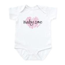 Baby Love Infant Bodysuit