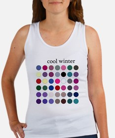 cool winter Women's Tank Top