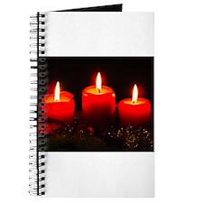 Advent Wreath 2 Journal