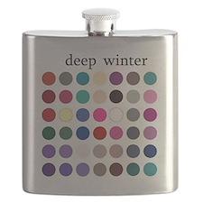 deep winter Flask