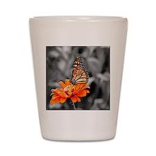 Madam Butterfly Shot Glass