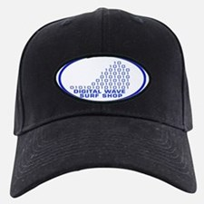 logowithbgothicbluetrovalbgtrbg2 Baseball Hat