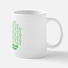 logowitharialgreentrbg2 Mug