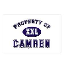 Property of camren Postcards (Package of 8)