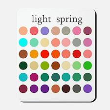 light spring Mousepad