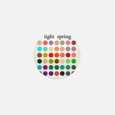 light spring Mini Button