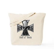 Hell n Back Skull Bandits Tote Bag