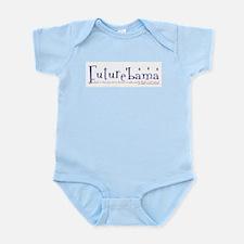 Future'bama Infant Bodysuit