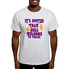 Hotter than hell T-Shirt