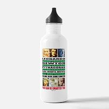 youcanbeSmarter2_poste Water Bottle