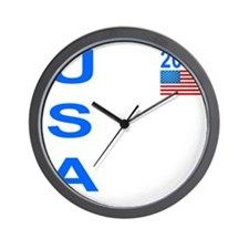 usa 2011 Wall Clock