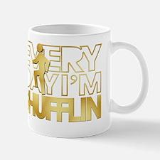 Shufflin Gold Mug