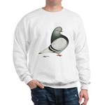 Silver Domestic Flight Sweatshirt