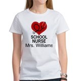 School nurse Women's T-Shirt