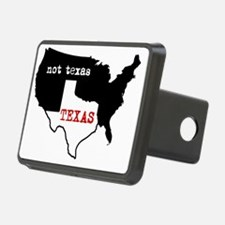Texas / Not Texas Shirt Hitch Cover
