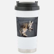 yourseatposter Stainless Steel Travel Mug