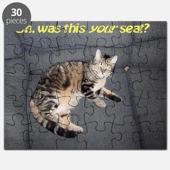 yourseatposter Puzzle