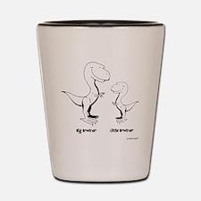Dino Bros CR Light Shot Glass