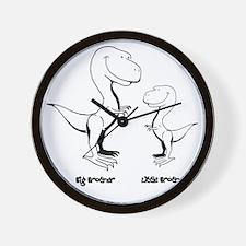 Dino Bros CR Light Wall Clock