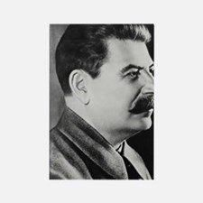 stalin Rectangle Magnet