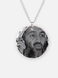 Osama Bin Laden Necklace