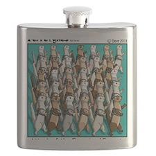 Energizer Ferrets Flask