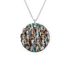 Energizer Ferrets Necklace