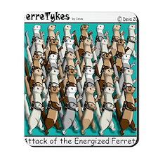 Energizer Ferrets Mousepad