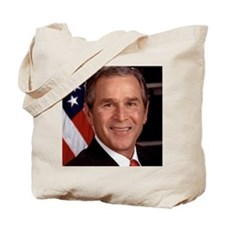 georgewbush Tote Bag
