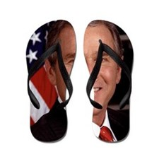 georgewbush Flip Flops